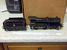 More details for bassett lowke o gauge locomotive  in good condition - nicely repainted - runs ok