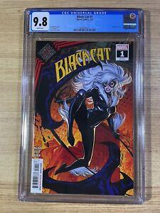 Black Cat #1 (2021 Marvel Comics) 1st Print CGC 9.8