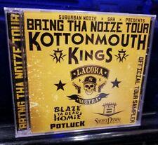 Bring the Noize Tour CD rare La Coka Nostra Kottonmouth Kings Blaze SEALED kmk