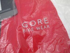 Gore Bike Wear red white Cycle shirt sleeveless Singlet vest Sz S New