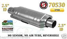 "70530 Eastern Universal Catalytic Converter Standard 2.5"" 2 1/2"" Pipe 14"" Body"