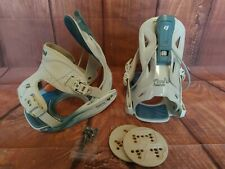 XL  04-C2 Fuse Modular Nylon Heelcup NX2 Flow Snowboard Bindings