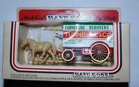 Lledo Days Gone 1:64 DG11 Horse Drawn Removal Van Turnbull Furniture & Figures