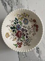 """Vintage Spode Romney Saucer Plate 6"""" Floral Cottage Chic Fine China England"""