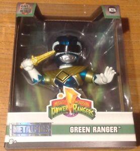 "Jada Metalfigs Mighty Morphin Power Rangers - 4"" Green Ranger (M216)"