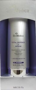 New SkinMedica Total Defense + Repair SPF 50+ - 2.3 oz / 65 g   Exp 10/2018