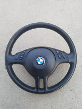 01-06 BMW E46 E39 E53 3 5 X5 SESIES SPORT STEERING WHEEL AIRBAG 33109680803x