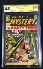 Journey Into Mystery #102  1st  App of  Hela SS Stan Lee CGC 8.5 1589837005