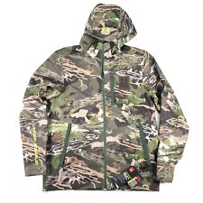 Under Armour Ridge Reaper Camo Long Sleeve Jacket Mens Size Medium $199