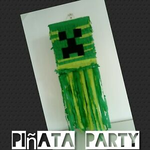 Box crepe Inspired Piñata Royal Battle GAME  Birthday Boy Smash party  mine