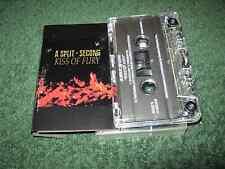 A Split-Second - Kiss Of Fury (cassette)