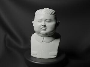 Sculpture Of Kim Jong Un Statue