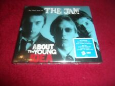 THE JAM - About The Young Idea: The Very Best Of The Jam ; New & Sealed 2-CD