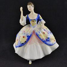 "Royal Doulton Christine Multi Colored Dress Floral HN2792 (8"" Tall)"