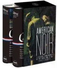 American Noir: 11 Classic Crime Novels of the 1930s, 40s, & 50s by Robert Polito (Hardback, 2012)
