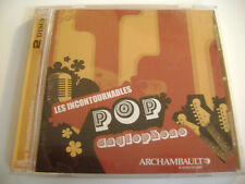 Les Incontournables Pop Anglophone - Archambault (2 Discs CD, 2004) Iggy Pop