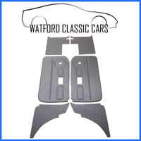 MGB GT 6 Piece Trim Kit O/E Quality in Black 1976 -1981