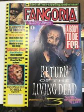 Fangoria Magazine #127 Oct 1993 Night Of The Living Dead 3