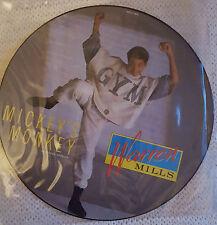 "WARREN MILLS - Mickey's Monkey ~12 ""Vinyl  *PICTURE DISC* *MINT*"