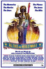 ALL THIS AND WORLD WAR II Movie POSTER 27x40