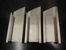 Lot Of 3 Leica Slide Holder Magazines Tissue Tek Sakura Autowrite Printer 8040
