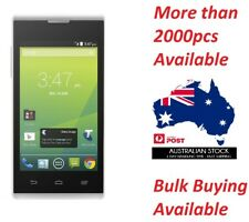 "Unlocked NEW Telstra Tempo T815 White  4"" 4GB 2 Years Warranty Cheap Smartphone"