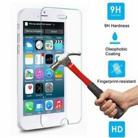 Premium Real Tempered Glass Screen Protector for iPhone 5 5S 5C 100% Genuine