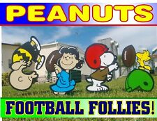 Peanuts Football Decorations