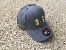 NEW UNDER ARMOUR Driver 2.0 Golf Cap Hat men 1291837-076 0fd1a50f4b2d