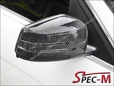Replacement OEM Mirror Cover overlay Carbon Fiber for 12-15 W204 C204 C63 C250