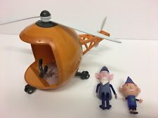 Ben And Holly's Little Kingdom Wise Old Elf Rescue Service Talking Helicopter.