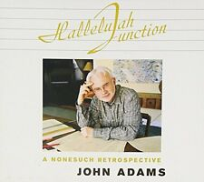John Adams - Hallelujah Junction [CD]