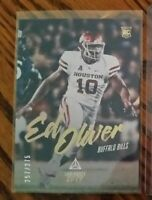 Ed Oliver 2019 Panini Luminance Gold RC Rookie Buffalo Bills /275 Houston