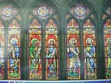 Puzzlebug 500 piece Jigsaw Puzzle Cathedral Stained Glass Windows NEW SEALED