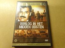 DVD / OORLOG IN HET MIDDEN OOSTEN (HISTORISCHE OORLOGEN 2)