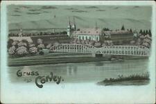 Westphalia Germany - Gruss Aus Corvey c1900 Postcard