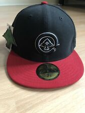 LRG Core Collection Two New Era Cap Black-Red