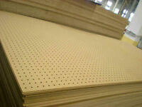 Radiator Cabinet Cover Decorative Screening Perforated MDF Mesh Panel Grilles