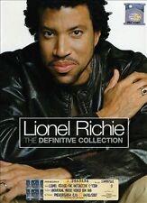The Definitive Collection [Bonus DVD] by Lionel Richie (CD, Sep-2004, 3 Discs, Mercury)