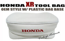 HONDA XR250L XR250R XR350R XR600R XR650L TOOL BAG POUCH [197-4]