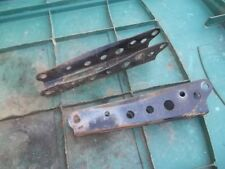 2007 HONDA RUBICON 500 4WD FOOT PEGS