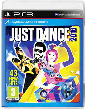 Just Dance 2016 ~ PS3 (in Great Condition)