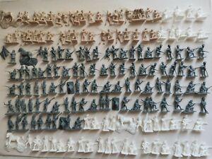 Lot soldats anciens airfix boîtes empire  figurines 1/72
