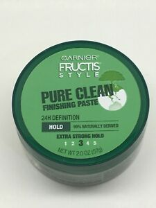 Garnier Fructis (Pure Clean Finishing Paste) 2 Oz. (57g)