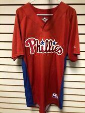2004 Greg Golson Philadelphia Phillies Rookie Ball Game Worn Jersey NY Yankees