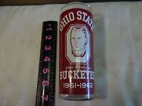 Ohio State Buckeyes Fred Taylor/ Buckeye Squad 1961-1962 Drinking Glass