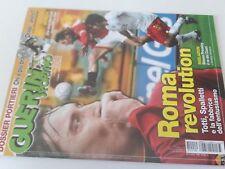 Guerin Sportivo 2006_n.5_FRANCESCO TOTTI ROMA REVOLUTION