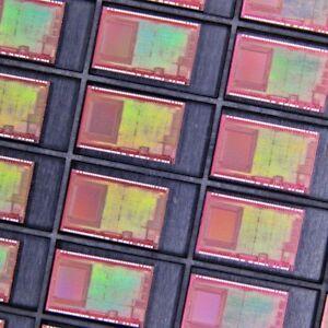 60pcs Macronix unknown MCU silicon dies wafer FREE SHIPPING