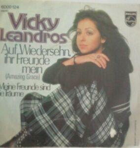 Vicky Leandros Auf Wiedersehn, ihr Freunde mein / Meine Freunde sind die Träume