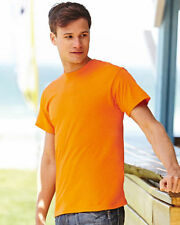 Fruit of the Loom Basic Loose Fit T-Shirts for Men